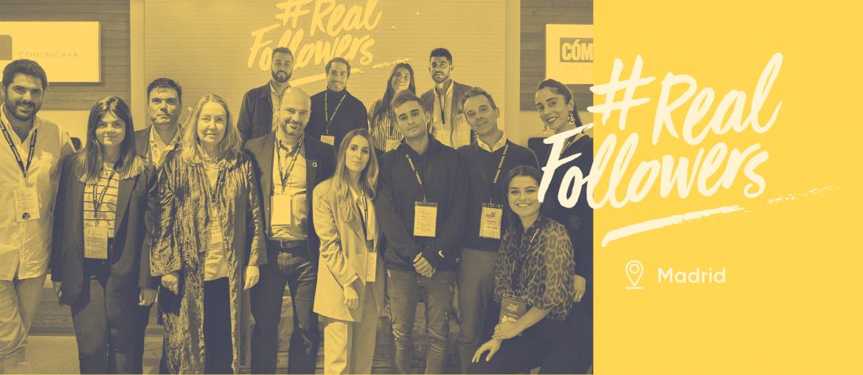 Primetag RealFollowers Madrid Event