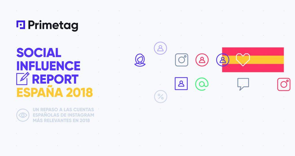Social Influence Report España 2018