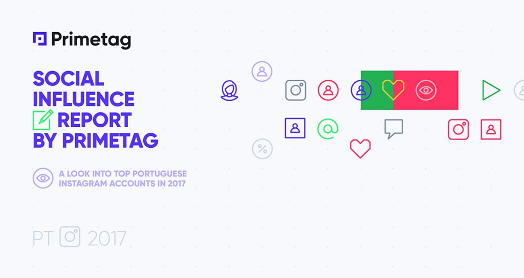 Social Influence Report Portugal 2017 by Primetag