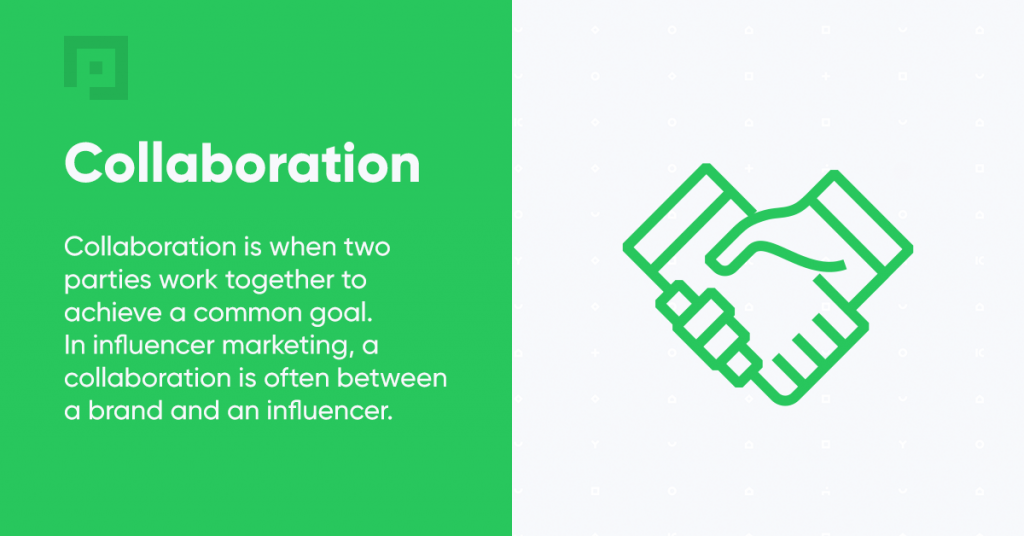 Influencer-Marketing-Glossary-Platform-Primetag-Blog-Terms-What-is-Collaboration